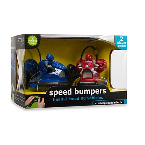 Speed Bumpers Set Of 2