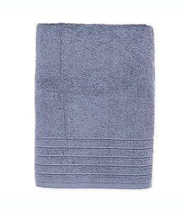 Toalla de medio baño de algodón Brookstone® SuperStretch™ color gris carbón