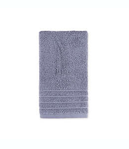 Toalla para manos de algodón Brookstone® SuperStretch™ color gris carbón