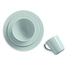 image of Real Simple® Dinnerware in Seaglass