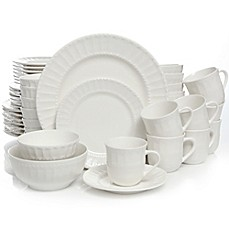 image of Gibson Home Heritage Place 48-Piece Dinnerware Set