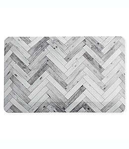 Tapete de cocina Bee & Willow Home® de 50.8 x 81.28 cm en gris claro