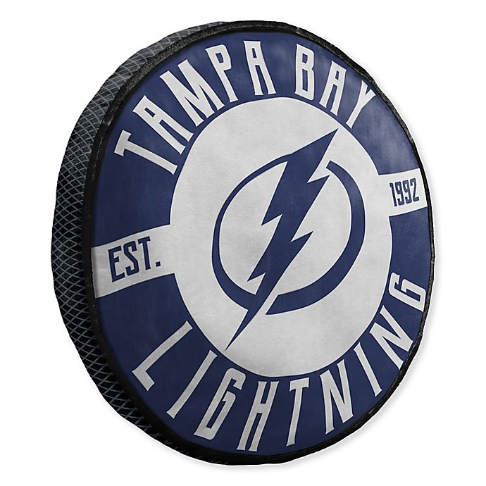 Nhl Tampa Bay Lightning 15 Inch Cloud Pillow Bed Bath And Beyond Canada