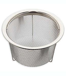 Canastilla vaporera grande de malla de acero inoxidable Instant Pot ®