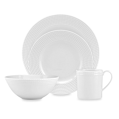 kate spade new york Wickford\u0026trade; Dinnerware Collection  sc 1 st  Bed Bath \u0026 Beyond & kate spade new york Wickford™ Dinnerware Collection - Bed Bath \u0026 Beyond
