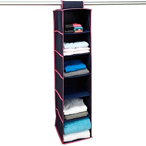 Buy The Macbeth Collection 6 Shelf Hanging Closet