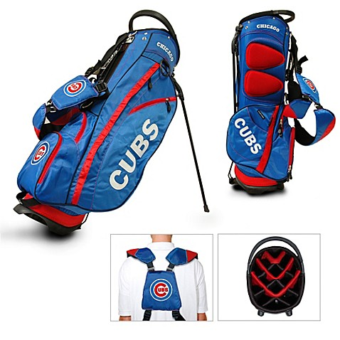 Buy Chicago Cubs Fairway Stand Golf Bag From Bed Bath Amp Beyond