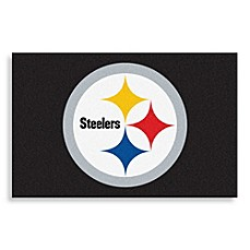 Nfl Pittsburgh Steelers Helmet 20 Inch X 30 Floor Mat