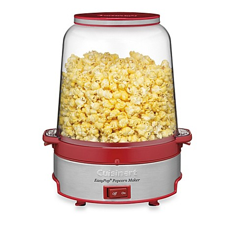 cuisinart easypop popcorn maker bed bath beyond. Black Bedroom Furniture Sets. Home Design Ideas