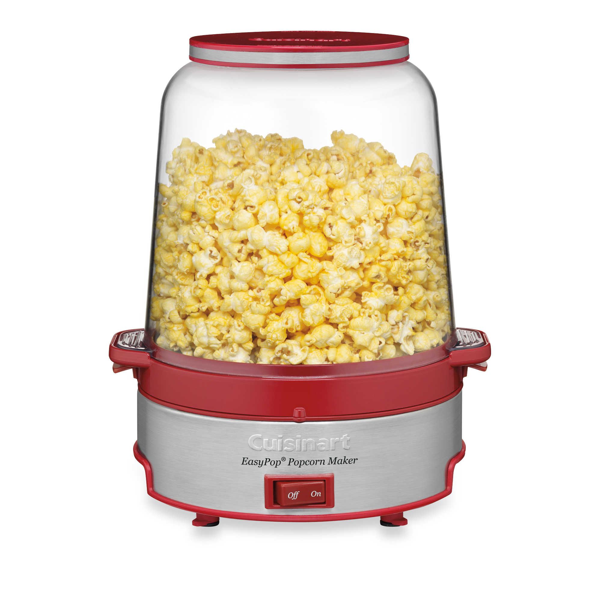 Cuisinart Reg Easypop Popcorn Maker