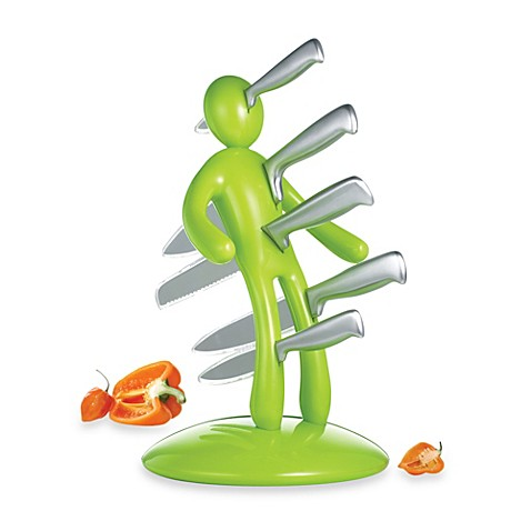 Buy The Ex Second Edition Kitchen Knife Set In Apple
