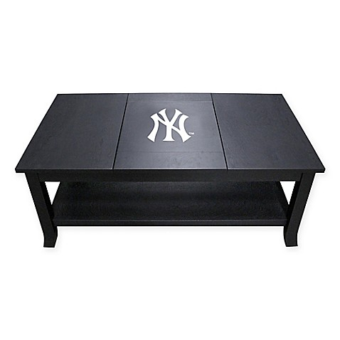 Mlb New York Yankees Coffee Table Bed Bath Beyond