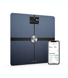 Báscula Nokia® Body + Body Composition, con Wi-Fi