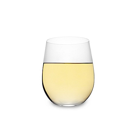 Riedel® O Viognier/Chardonnay Stemless Wine Glasses (Set of 2)