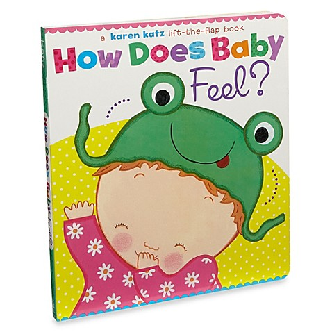 How Does Baby Feel Board Book Buybuy Baby
