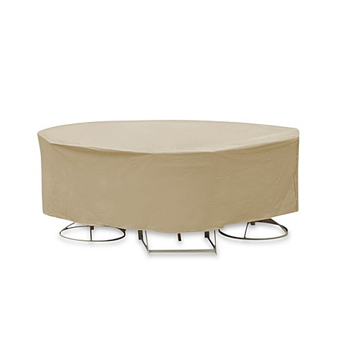 Buy Protective Covers By Adco Round 92 Inch Table And 6