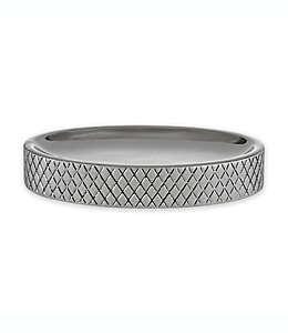 Diamond Shimmer Jabonera en plata