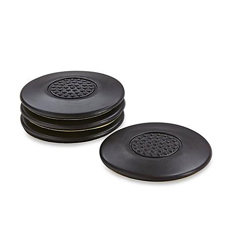 Waxman 2.5-Inch Black Furniture Gripper  sc 1 st  Bed Bath u0026 Beyond & Waxman 2.5-Inch Black Furniture Gripper - Bed Bath u0026 Beyond