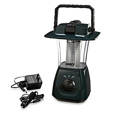 image of Dorcy 6-LED Rechargeable Dynamo Lantern with Self-Charging Hand Crank