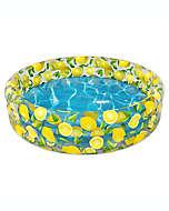 Alberca inflable de PVC PoolCandy Lemon