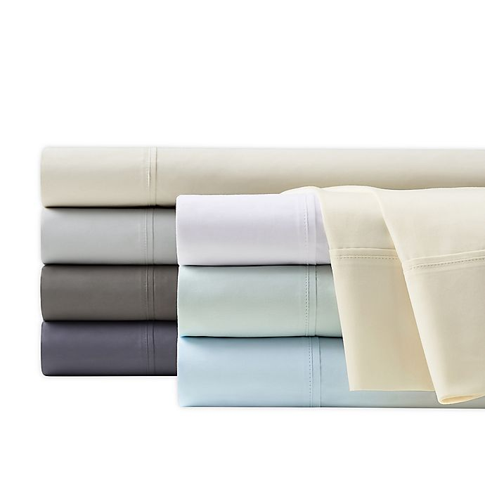 Wamsutta 350 Thread Count Egyptian Cotton Sheet Set Bed Bath Beyond
