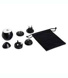 Set de adaptadores Brookstone® para cargadores USB, 6 piezas