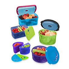 image of Fit & Fresh® Kid's 14-Piece Food Storage Container Set with Removable Ice Packs