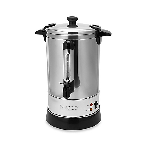 Nesco 174 30 Cup Stainless Steel Double Wall Insulated