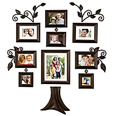 image of wallverbs family tree 9 piece family tree collection