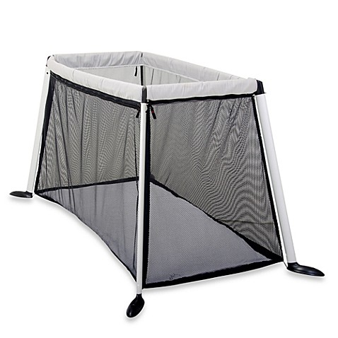 Phil Amp Ted S 174 Traveller Porta Cot In Silver Bed Bath