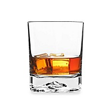 image of Luigi Bormioli On the Rocks SON.hyx® Double Old Fashioned (Set of 4)