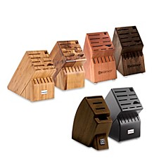 image of Wusthof® 17-Slot Wood Knife Block