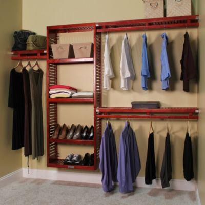 Closet Systems Storage Organization Garment Racks and more