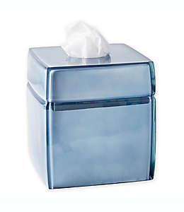 Dispensador de pañuelos desechables Porter en azul