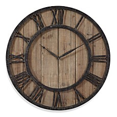 Decorative Wall Clock wall clocks - modern, decorative & antique wall clocks - bed bath