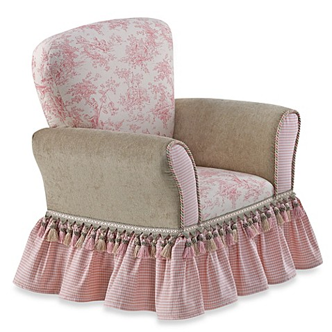 Glenna Jean Isabella Upholstered Child S Rocker Buybuy Baby