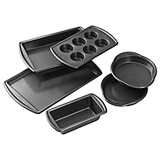image of Wilton Advance® Professional 6-Piece Bakeware Set