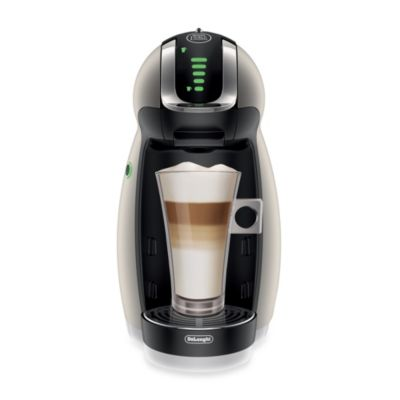 Dolce Gusto Coffee Maker Problems : Nescafe Dolce Gusto Genio EDG455TEX1 by De Longhi in Titanium - Bed Bath & Beyond