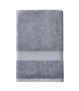 Toalla de baño de algodón Charisma® color gris