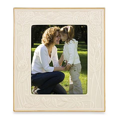 Lenox® Ivory Rose Picture Frame - Bed Bath & Beyond
