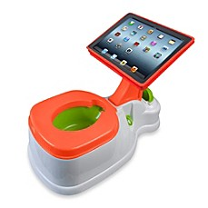 image of CTA Digital 2-in-1 iPotty with Activity Seat for iPad®