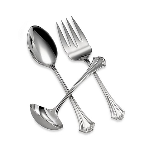 Reed & Barton® Country French 3-Piece Serving Set