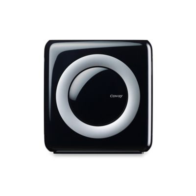 Coway Mighty Smarter Air Purifier in Black Bed Bath Beyond