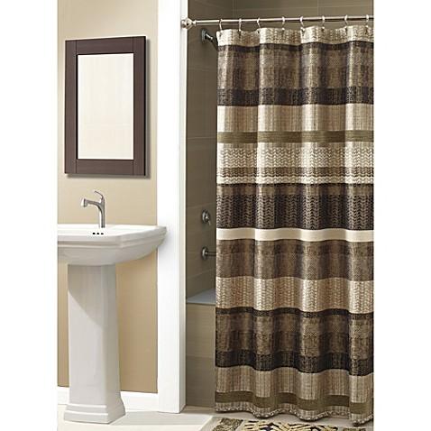 Croscill 174 Portland 54 Inch X 78 Inch Shower Curtain In