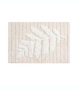 Tapete para baño de algodón Bee & Willow® Bedford color beige