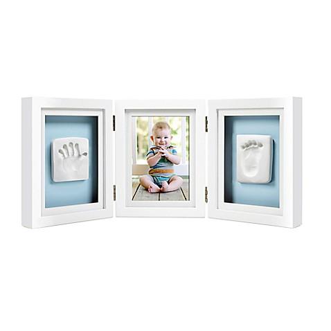 Pearhead Babyprints Deluxe Desktop Frame Buybuy Baby