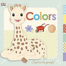 image of DK Publishing Baby: Sophie la girafe®: Colors Board Book