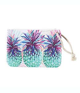 Bolsa para traje de baño Pineapple Trio