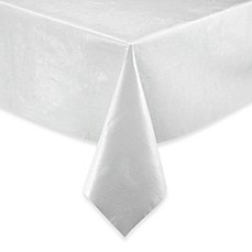 Tablecloths Rectangle Fabric Tablecloths Bed Bath Beyond - New york table pad company