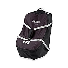 Image Of Peg Perego Car Seat Travel Bag In Black